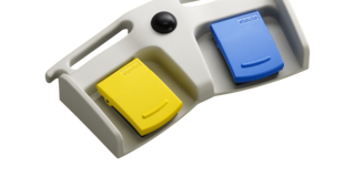 MKF 2-MED GP212 yellow blue